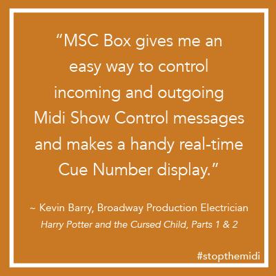 MSC Box