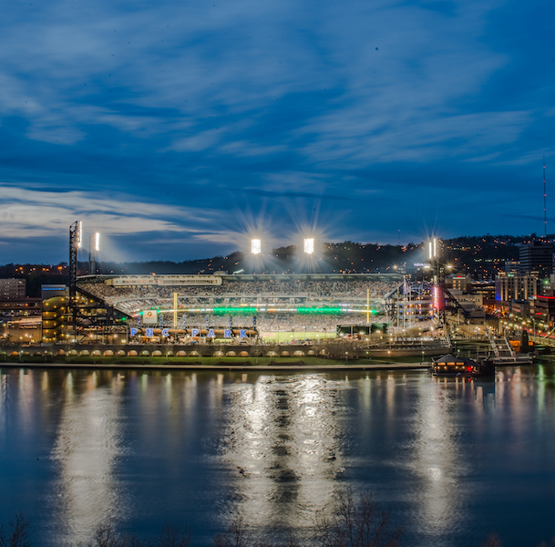 PNC Park <br/>Skyline Integration